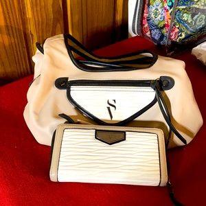 Simply Vera Vera Wang purse and wallet